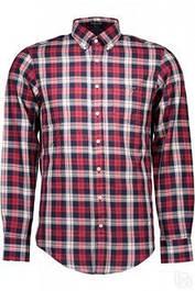 Мужские рубашки BOSETTI с длинным рукавом большого размера батал