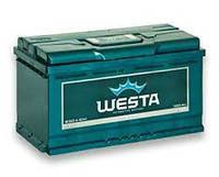 Автомобильный аккумулятор WESTA premium 100Ач 850А R