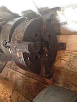 Патрон токарный 250 мм ссср на конус/планшайбу 4-х кулачковый