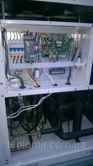 Тепловой насос CliTech CAR-20XB г.Днепр 3