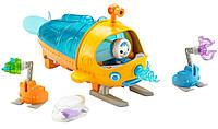 Игрушка Октонавты Полярный вездеход Fisher-Price Octonauts Gup-S Polar Exploration Vehicle