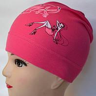 """Детская шапочка, тонкая, трикотажная, для девочки """"WINX""""."""