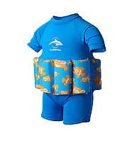 Купальник-поплавок Konfidence Floatsuits, Цвет: Clownfish, M/ 2-3 г