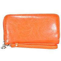 Кошелек оранжевый 17х9,5х2,5см