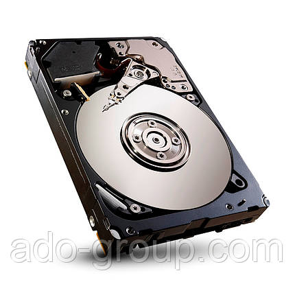 "0R527R Жесткий диск Dell 600GB SAS 15K  3.5"" +, фото 2"