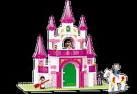 Конструктор Замок принцессы M38-B0153 Sluban, 271 деталь