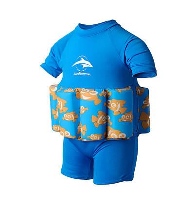 Купальник-поплавок Konfidence Floatsuits, Цвет: Clownfish, L/ 4-5 г, фото 2