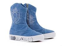"""Слипоны """"Violeta"""" №61-10 L.blue.36-40 р.р.Оптом."""