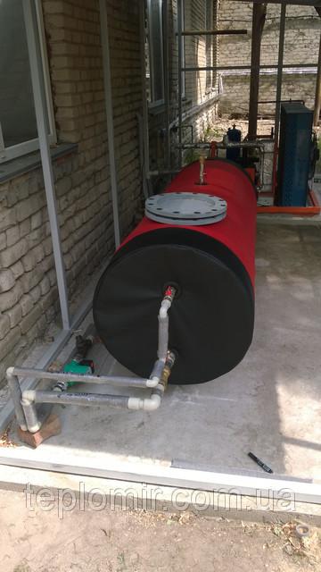 """Гидромодуль системы охлаждения воды для хлебозавода ГК """"Хлебодар"""" г.Мелитополь  2"""
