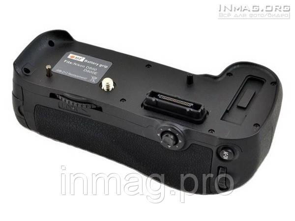 Батарейный блок MB-D12 для Nikon D800, D800E + ДУ Nikon ML-L3.