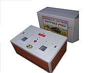 """Инкубатор """"Курочка Ряба"""" 100 яиц ручной переворот,пластиковый(усиленный) корпус,цифровой терморегулятор"""