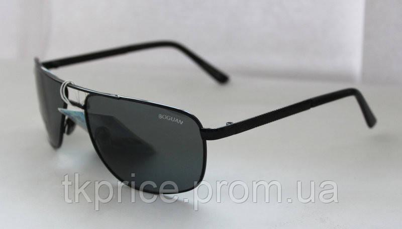 Мужские солнцезащитные очки Линза-стекло Baguan