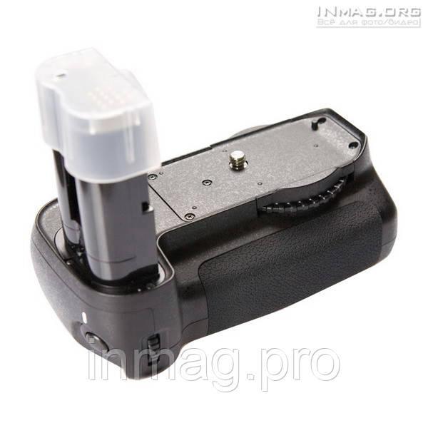 Батарейный блок MB-D80 для Nikon D80, D90 + универсальный пульт ДУ.