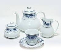 DPL Angel Набор чайный на 6 персон (17пр.)