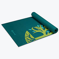 Коврик для йоги ROOT TO RISE YOGA MAT (3мм) американской фирмы Gaiam