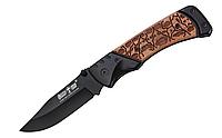 Нож складной, изготовленый с отличной стали 440А, фото 1