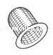 Сетка-фильтр топливного насоса