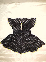 Платье-сарафан летний на девочку 1,5-2 года