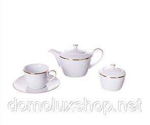 DPL Gold Line Набор чайный 16 предметов (019775)