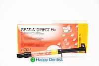 Gradia Direct Flo (Градия Директ Флоу) жидкотекучий композит