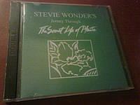 Stevie Wonder Jorney Through The Secret Life Of Plants 2CD б/у
