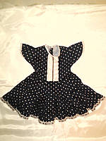 Платье-сарафан на девочку 1-1.5 года