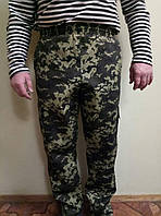 Камуфляжные мужские штаны. размер 48, 50, 52.