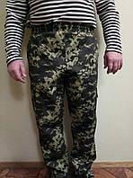 Камуфляжные мужские штаны. размер 54, 56, 58, 60