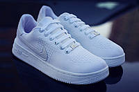 Кроссовки Nike Air Force 1 Flyknit White
