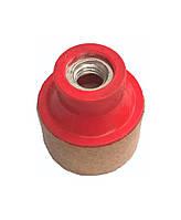 Фетровый круг для углошлифовальной машины 50 мм. М14х2