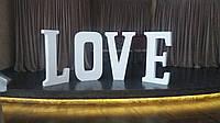 LOVE, большие буквы для фотосессии