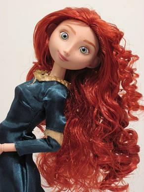 Кукла Мерида с драгоценным кольцом - Merida принцесса Дисней - Disney куклы, фото 3