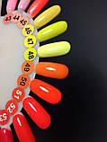 Гель-лак Nice for you № 48 (лимонное мороженое) 8.5 мл, фото 3