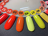 Гель-лак Nice for you № 48 (лимонное мороженое) 8.5 мл, фото 2