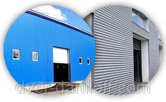 Стіновий (облицювальний) профнастил ПС-8, ПС-10, ПС-15, ПС-20, H-J 58