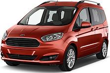 Фаркопы на Ford Transit Tourneo Courier (c 2013--)