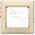 Рамка 1-постовая Legrand Valena (слоновая кость) 774351