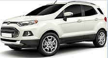 Фаркопы на Ford Ecosport (c 2012--)