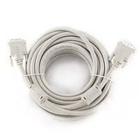 Кабель DVI - 10.0м Cablexpert CC-DVI2-10M DVI видео 24/24 (dual link), 10м