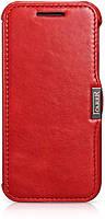 Чехол iCarer HTC One M8 красный