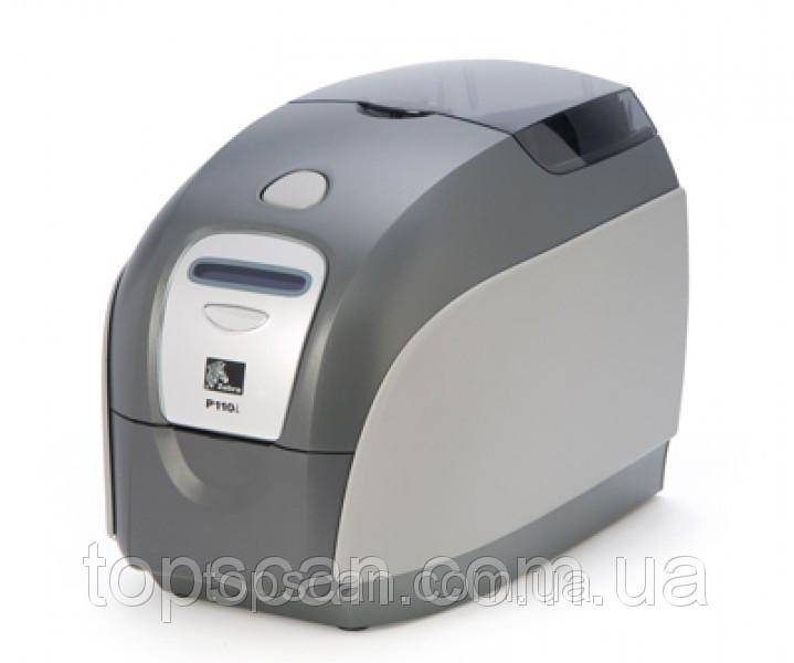Карточный принтер Zebra P110i