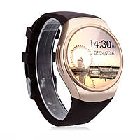 Хит SmartWatch  KW18 (iOS/Android) бронзовые