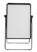 Флипчарт двухсторонний Buromax магнитно-маркерный 70 х 100 см (BM.0201)