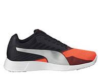 Оригинальные мужские беговые кроссовки Puma ST Trainer Pro Black-Puma Silv