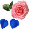 """Вайнер """"Лепесток китайской розы"""", 5х4.5 см( код 02638)"""