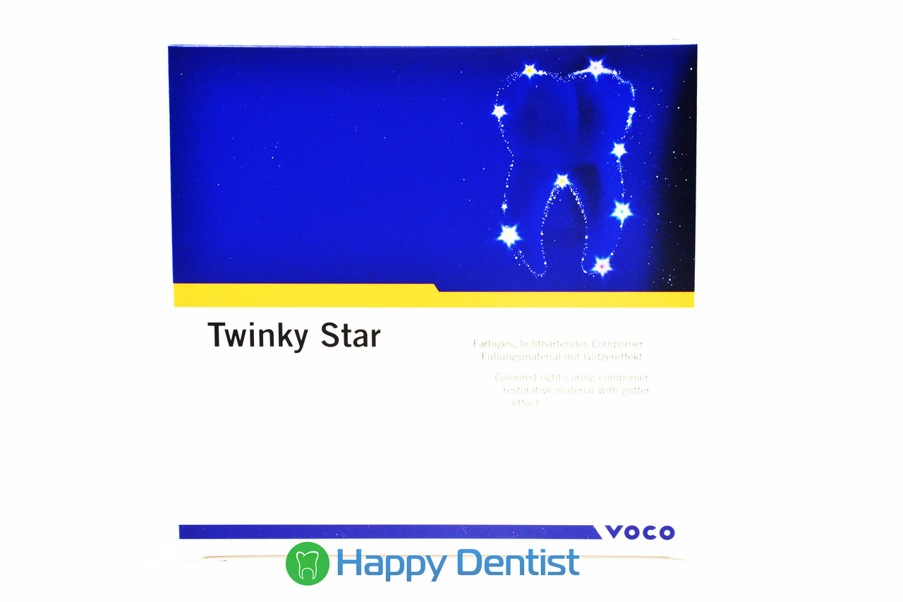 Twinky Star (Твинки Стар) цветные пломбы