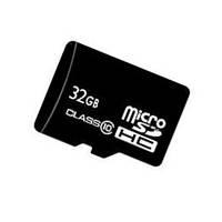 Карта памяти microSDHC, 32Gb, Class10, Hi-Rali, SD адаптер (HI-32GBSDCL10-01)