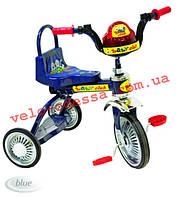 Детский трехколесный велосипед Азимут baby club BC-17C- трешка