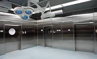 Модульная система стенных панелей для оперблоков и других помещений
