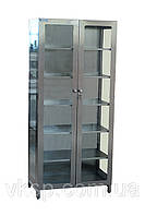 Медицинские и хирургические шкафы для инструментов и инвентаря